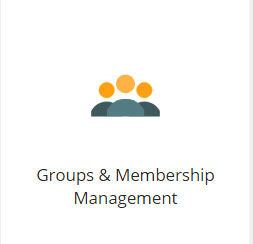 Group & Membership Management