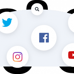 Curated Social Media Content