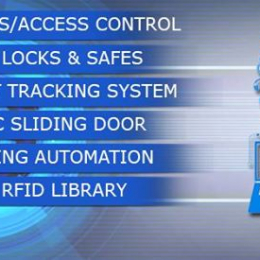 Centralized Visitor Tracking using RFID