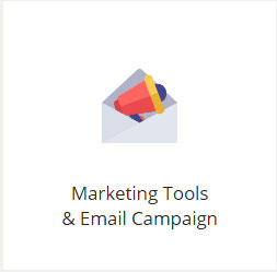 Marketing Tool & Email Campaign